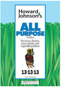 Howard Johnsons 7139 All Purpose Fertilizer 13-13-13 35Lb