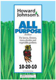 Howard Johnsons 7138 All Purpose Fertilizer 10-20-10 35Lb