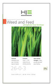 Howard Johnsons 7422 Nursery Pro Weed & Feed 26-0-03 5m