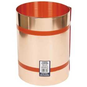 Amerimax 67314 14 in X 10 ft 16 oz Copper Roll Valley Flashing