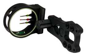 Hoyt Archery 652005 3-Pin Fiber Optic Bow Sight