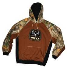 Hoyt Archery 966223 Mens Outfitter Hoody Large