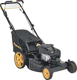 Poulan Pro 961420136 725 EXI Series 22-Inch Manual Push Mower