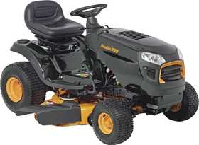 Poulan Pro 960420182 PowerBuilt 42-Inch 15.5-HP Riding Mower