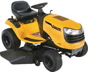 Poulan Pro PB175A46 46 in Riding Mower With Briggs & Stratton Engine and 17.5 HP