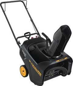 Poulan Pro PR100 21 in Single Stage Snow Thrower 136 cc