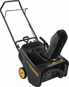 Poulan Pro PR121ES 21 in Single Stage Snow Thrower 179 cc