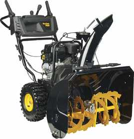 Poulan Pro PR270ES 27 in Two Stage Snow Thrower Electric Start 208 cc