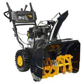 Poulan Pro PR271ES 27 in Two Stage Snow Thrower Electric Start 208 cc