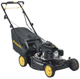 Poulan Pro 961420128 Side Discharge/Mulch/Bag 3-In-1 All Wheel Drive Mower In 22-Inch Deck