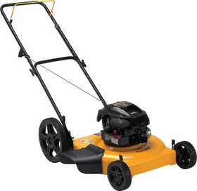 Poulan Pro PR625N21RH3 21 in 3-in-1 High Wheel Push Lawn Mower