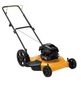 Poulan Pro PR550N22SH /96112008300 22 in High Wheel Push Lawn mower