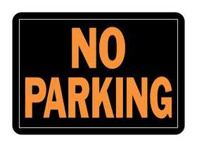 Hy-Ko Products 805 Sign No Parking 10x14