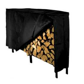 HY C COMPANY SLRCD-L Deluxe Log Rack Cover, Large