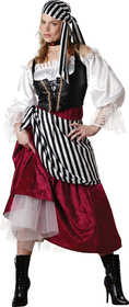 INCHARACTER COSTUMES LLC 1004 PIRATE'S WENCH M