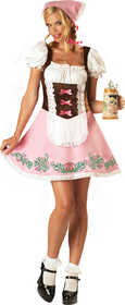 INCHARACTER COSTUMES LLC 11004 FETCHING FRAULEIN S