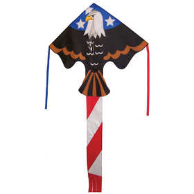 In The Breeze ITB-2957 Patriot Eagle Fly Hi Kite