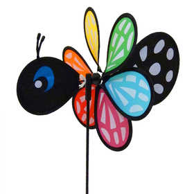 In The Breeze ITB-2800 Butterfly Baby Garden Spinner