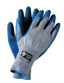 Illinois Glove Co 300XL Latex Rubber Palm Breathable Xl