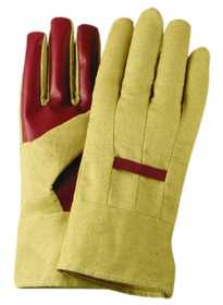 Illinois Glove Co 928 Nitrile Cot/Flw/Band Women Med