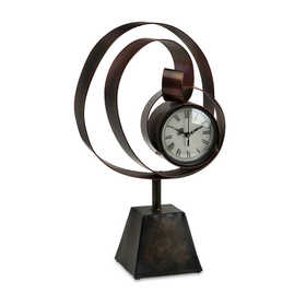 Imax Corp 12707 Curly Clock