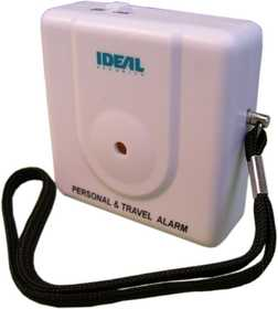Ideal Security SK607 Personal Travel Alarm