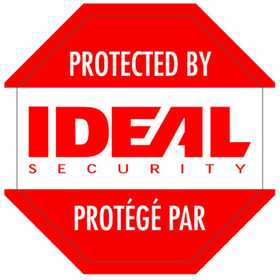 Ideal Security SK612 Window & Door Alarm Protection Stickers