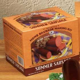 Hi Mountain Jerky 00030 Hi Mountain Seasonings Bratwurst Sausage Home Sausage Making Kit