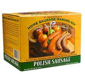 Hi Mountain Jerky 00034 Hi Mountain® Polish Sausage Making Kit
