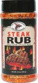 Hi Mountain Jerky 00305 Steak Rub Large