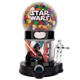 JELLY BELLY CANDY CO 86113 Star Wars Jelly Bean Machine