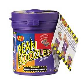 JELLY BELLY CANDY CO 63965 BeanBoozled Jelly Beans Mystery Bean Dispenser 3.5 oz