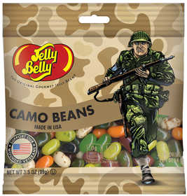 JELLY BELLY CANDY CO 72555 Freedom Fighters Jelly Beans 1 oz Bag
