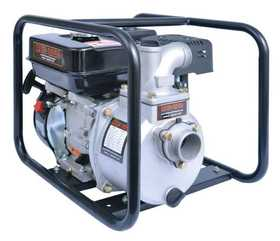 Red Lion 6RLAG-2ST 6-Hp Portable Semi-Trash Water Pump