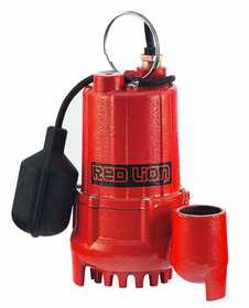 Red Lion RL-SC50T Sump Pump 1/2hp 4000gph