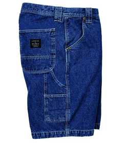 Key Industries 155.45 Denim Dungaree Shorts 40