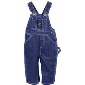 Key Industries 224.45 Premium Toddler Bib Overall 4t