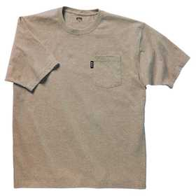 Key Industries 820.24 2x-Large Heavyweight Pocket T-Shirt