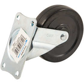 Waxman 4384199N Industrial Swivel Caster 4 in
