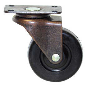 Waxman 4384799N Plate Swivel Caster 2 in