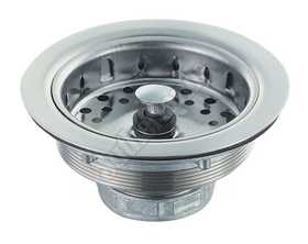 Waxman 7636300AN Pull-In Sink Strainer Ss