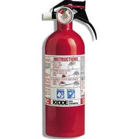 Kidde 21005944 Fire Extinguisher Basic 5bc