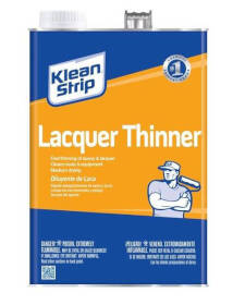 WM Barr GML170 Klean Strip Lacquer Thinner Gallon