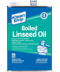 WM Barr GLO45 Klean Strip Boiled Linseed Oil Gallon