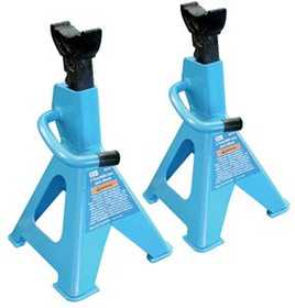King Tools & Equipment 0229-0 Jack Stands 2ton