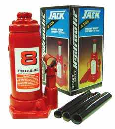 King Tools & Equipment 0235-0 Bottle Jack 8ton