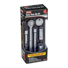 King Tools & Equipment 0573-0 Tune Up Set 5pc