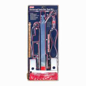King Tools & Equipment 0700-0 Lockout Tool Kit - 9 Piece