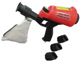 King Tools & Equipment 0998-0 Blaster Abrasive Handheld Port