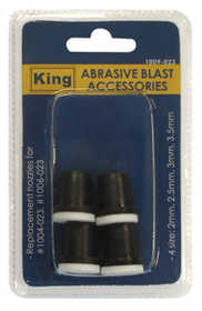 King Tools & Equipment 1009-0 Tips Ceramic 4pk For 4004/4005